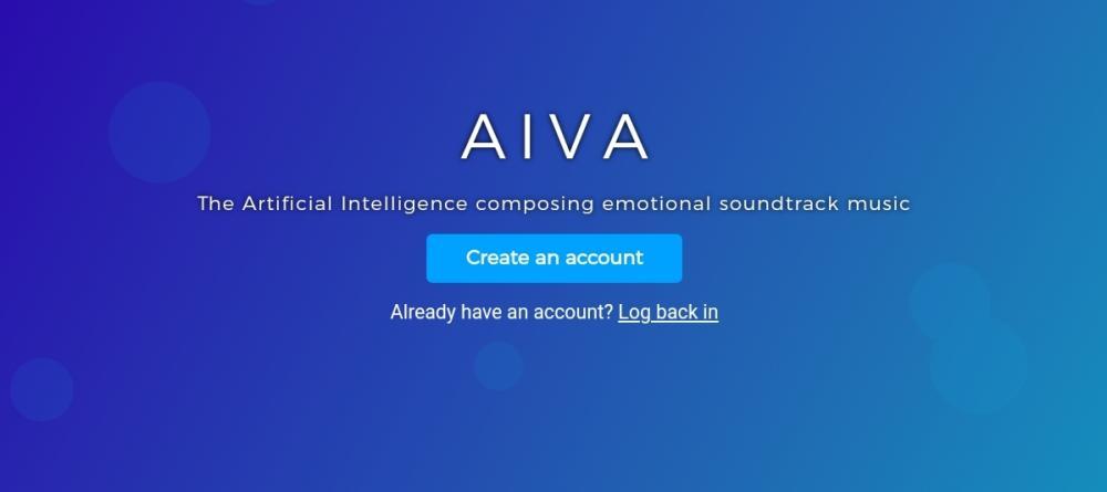 AIVA Website