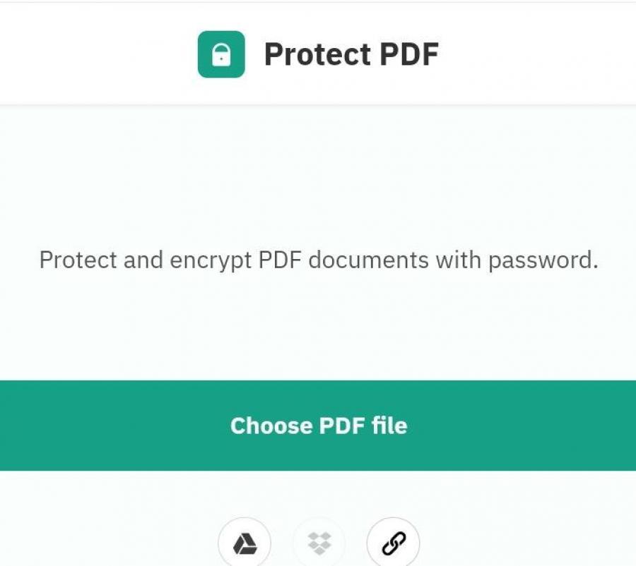 PDFConverter upload file