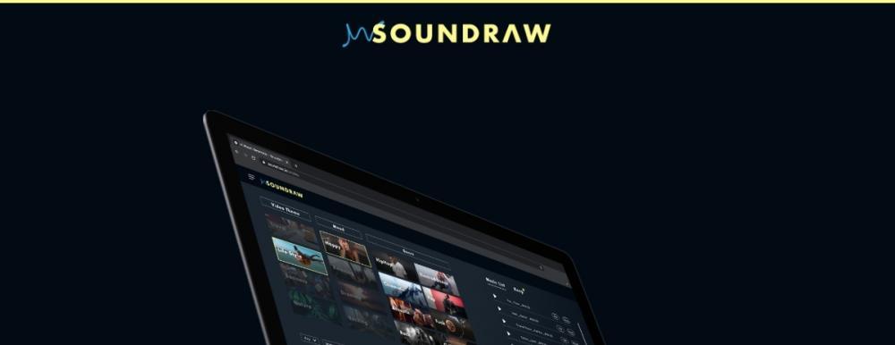 Soundraw Website