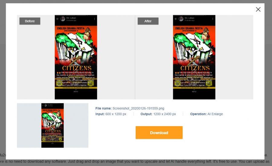 Waifu2x download